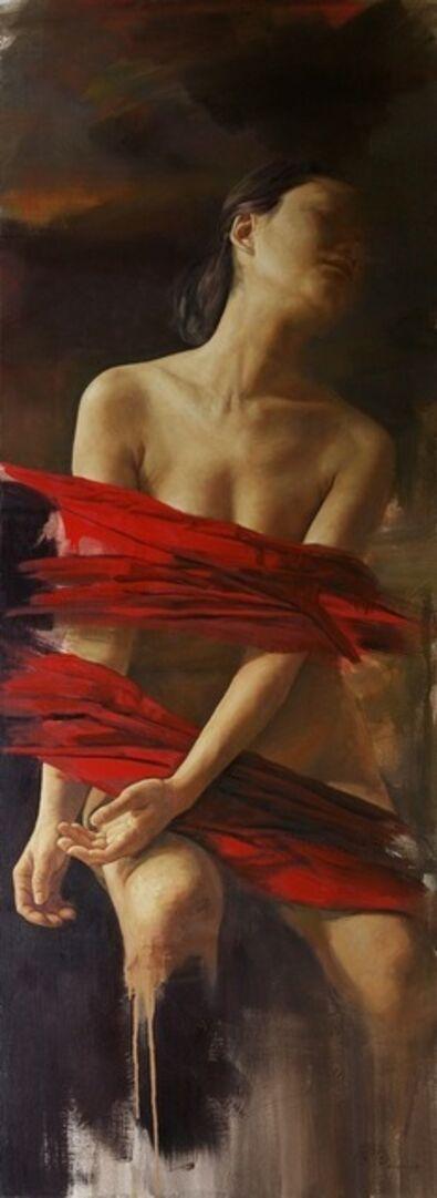 Liu Yuan-Shou, '旋轉Ⅱ Rotation II', 2013-2014