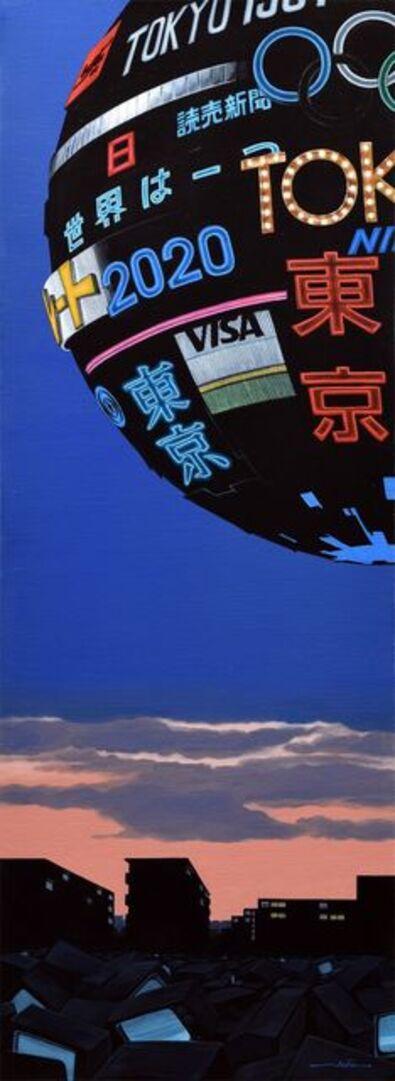 Masakatsu Sashie, 'Tokyo', 2020
