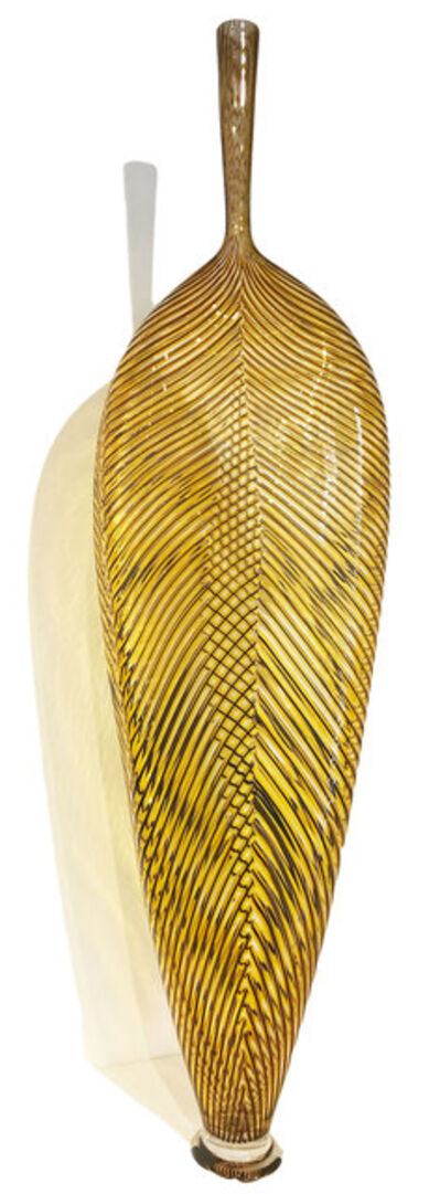 Dante Marioni, 'Gold Gum Tree Leaf', 2017