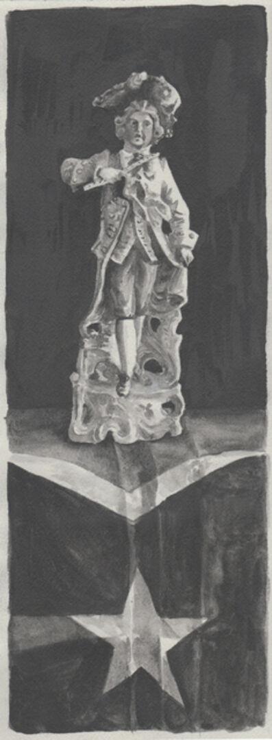 Richard Moon, 'Aristocrat XV (monochrome version)', 2020
