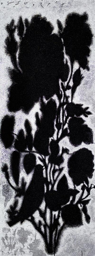 Reza Derakshani, 'Rose and Nightingale', 2010
