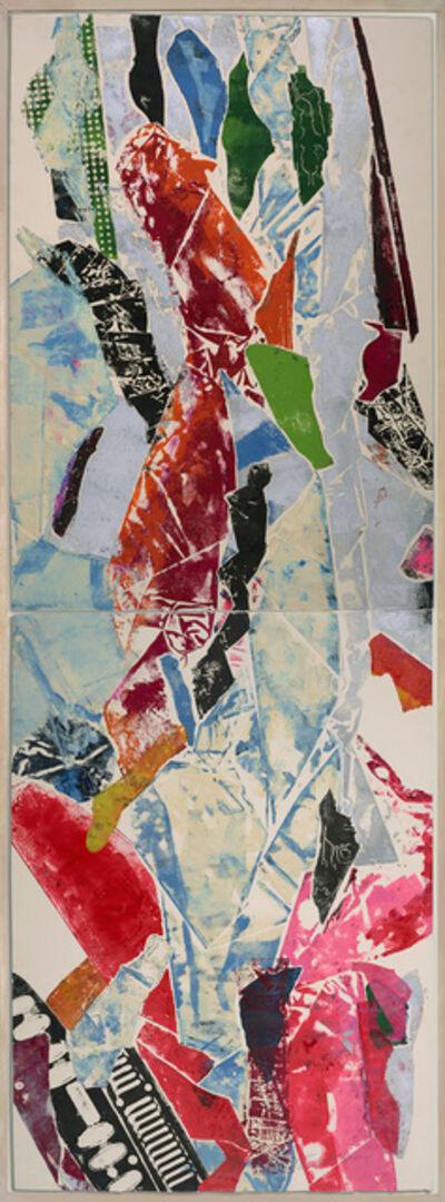John Chamberlain, 'Pukka Fraise', 1989