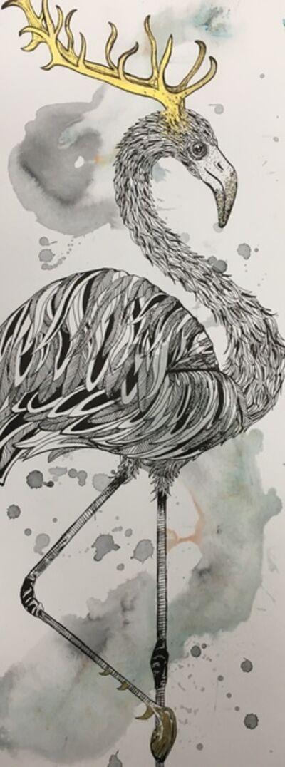 Giulia Ronchetti, 'Strange Flamingo', 2018