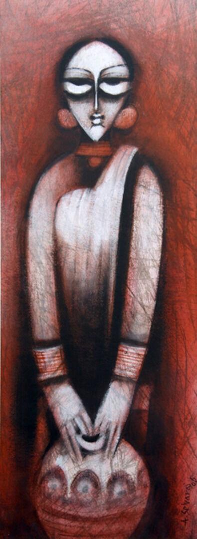 A. Selvaraj, 'Enchantress No. 1', 2006