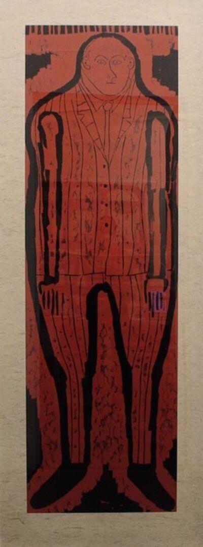 Louise Kruger, 'Untitled (Man)', c.  1970-80