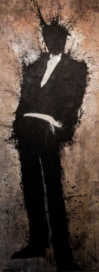 Richard Hambleton, 'Standing Shadow', 1996