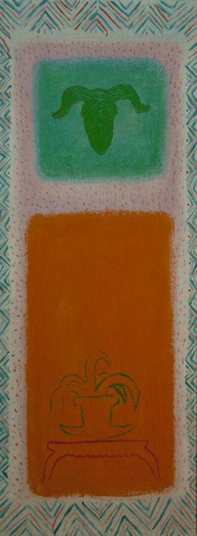 Asad Azi, 'Untitled', 1988