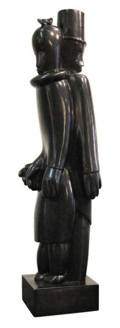 Jean Lambert-Rucki, 'Bronze sculpture'