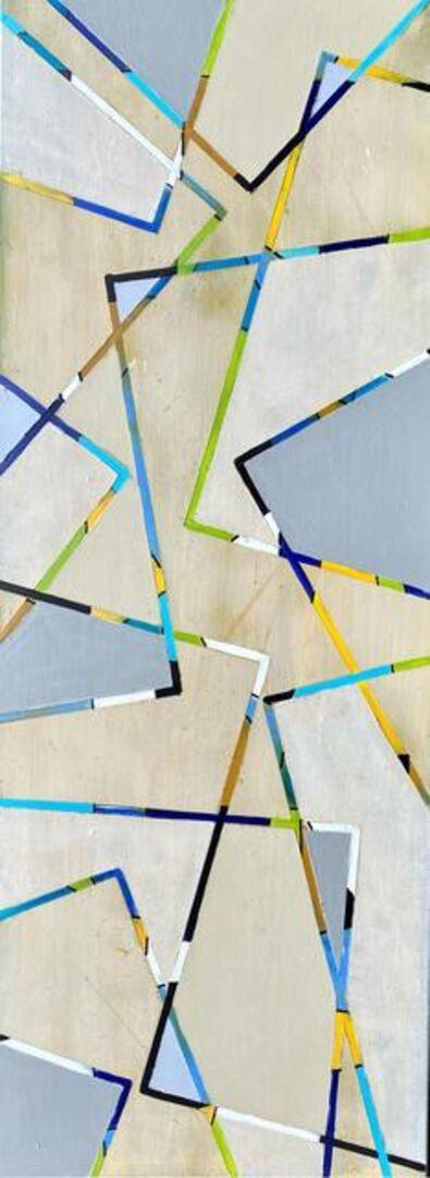 Petra Rös-Nickel, 'The Lines', 2020