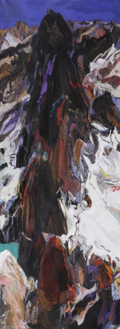 David Alexander, 'Black Beauty Plug', 2014