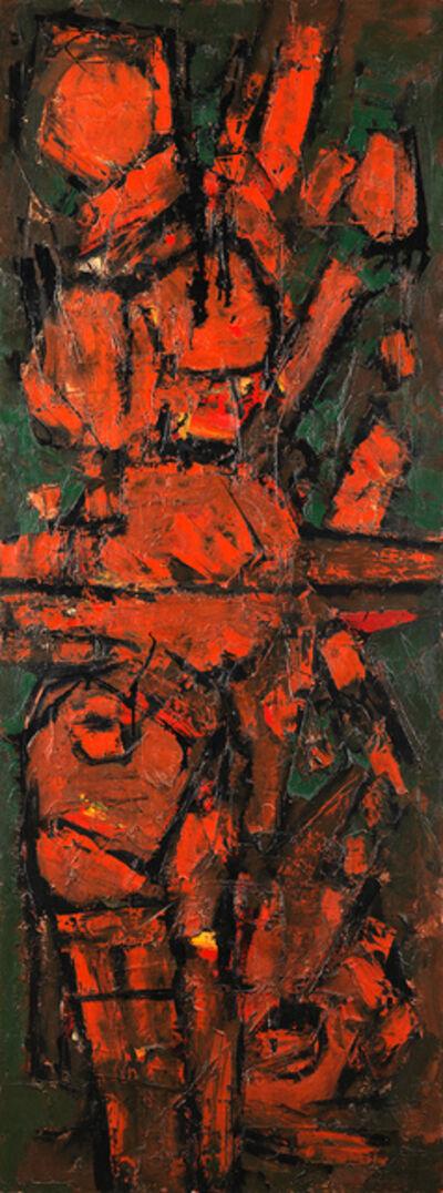 Frank Avray Wilson, 'Meeting', 1956