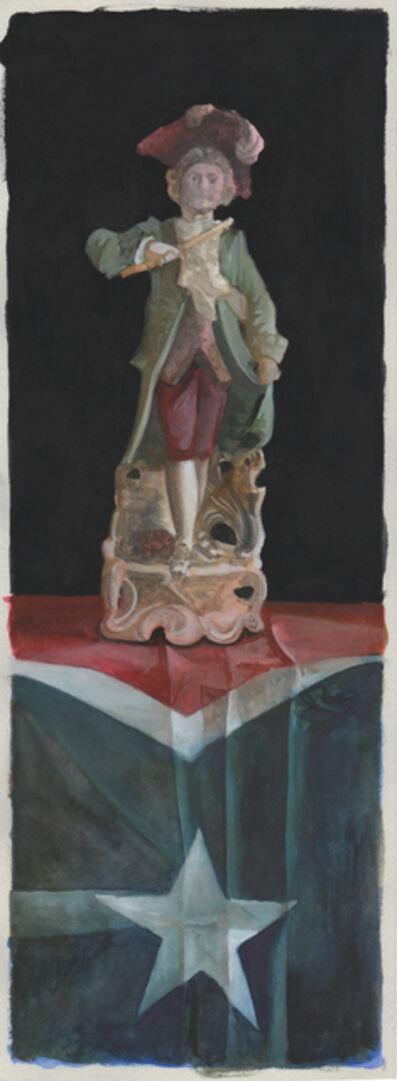 Richard Moon, 'Aristocrat XV (colour version)', 2020