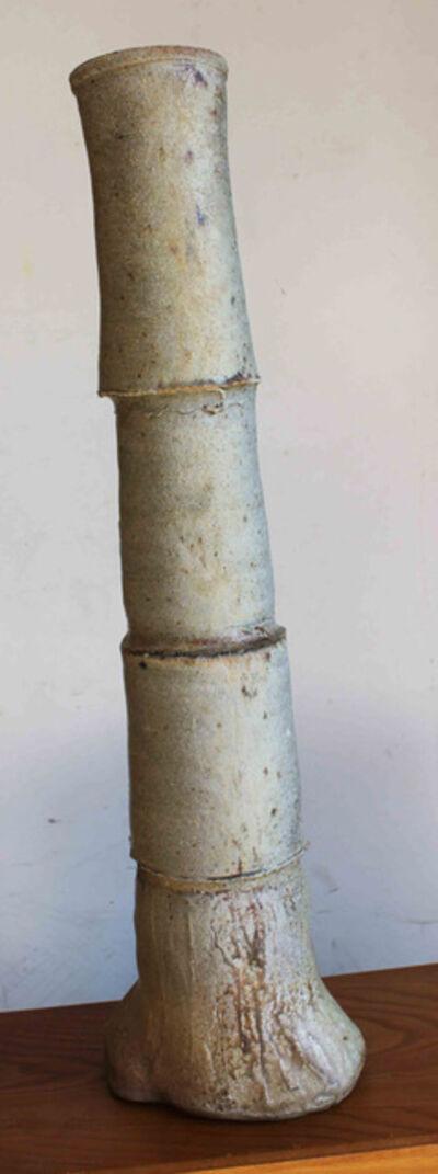 Hadrian Mendoza, 'Bamboo #3 (Vase)'