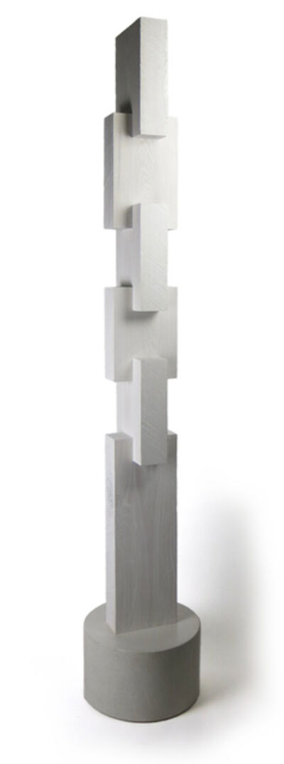 Joel Urruty, 'White Tower', 2019