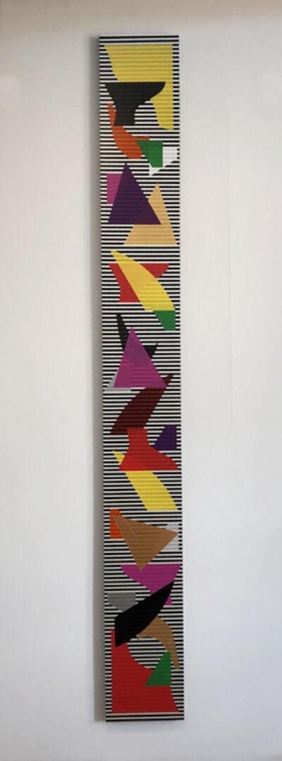 Rico Gatson, 'Panel Painting #41', 2019