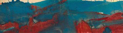 Walter Darby Bannard, 'Blue Cayou', 1977