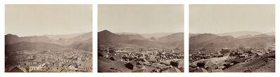 Carleton E. Watkins, 'Panorama of Virginia City, NV', ca. 1875-1877