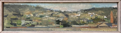 Gage Opdenbrouw, 'Oakland Hills From the Studio #1', 2019