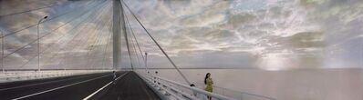 Chen Jiagang, 'Wind'