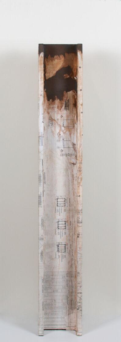 Anthony Adcock, 'Column 5', 2017