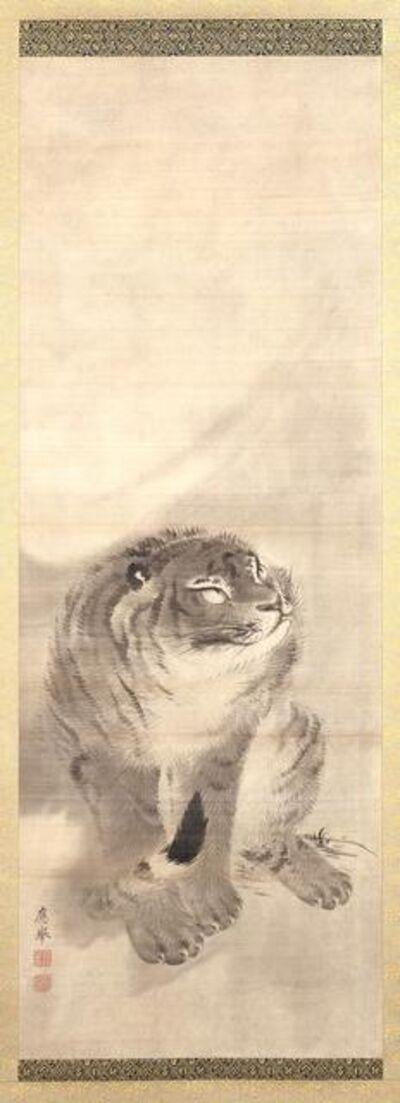 Maruyama Ōkyo, 'Tiger', 1786