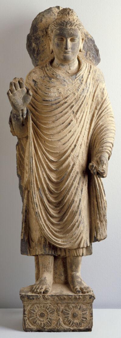 'Buddha Shakyamuni', 2nd -3rd century