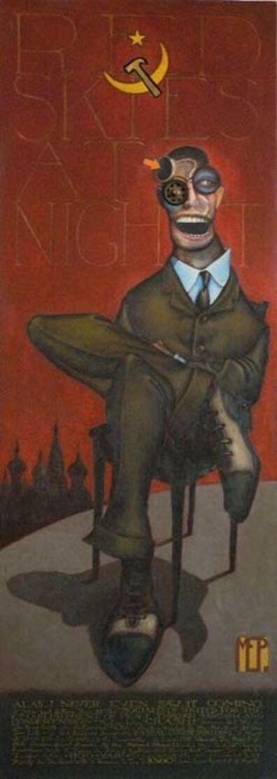 Markus Pierson, 'Red Skies at Night', 2010