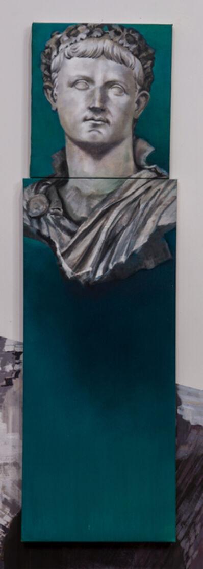 Adam Cvijanovic, 'Tiberius Caesar Divi Augusti Fillius Augustus', 2015