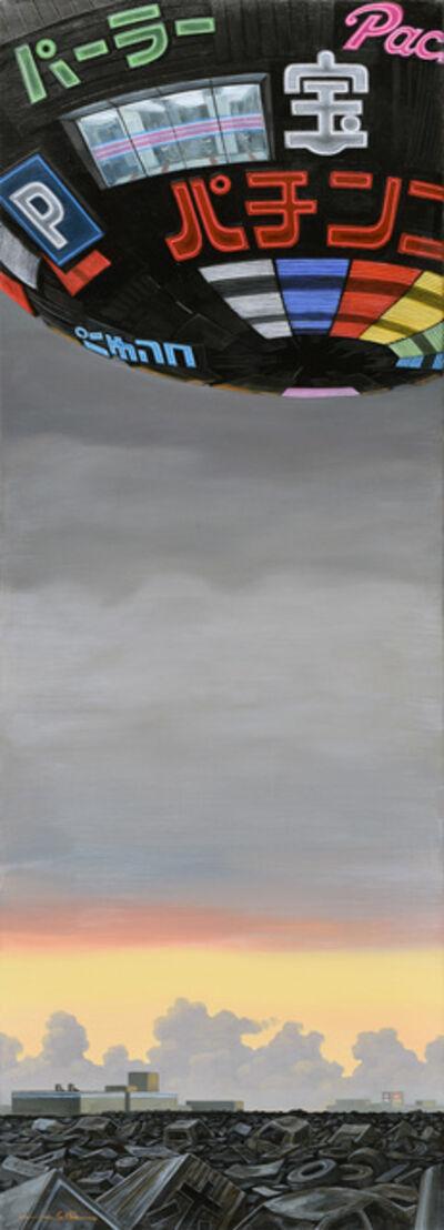 Masakatsu Sashie, 'Detour', 2020