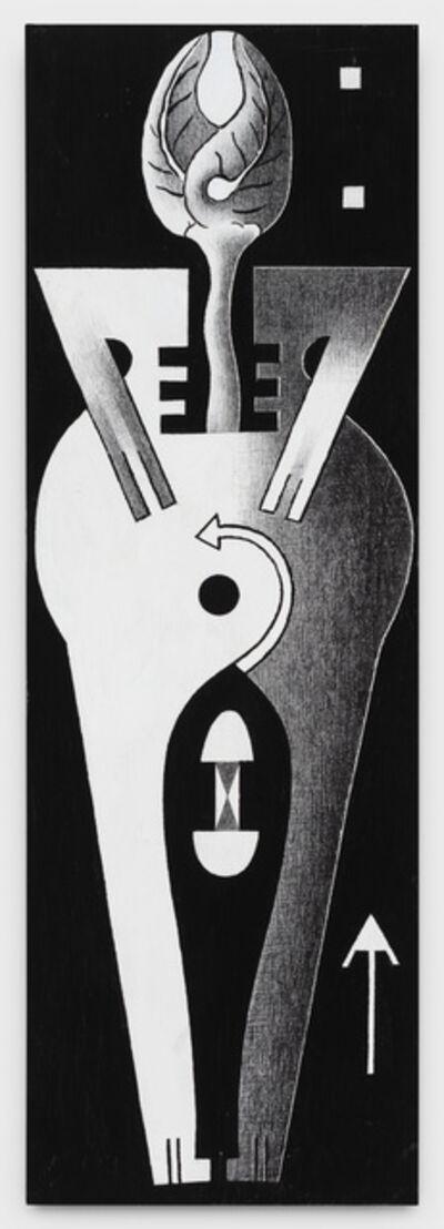 Anton van Dalen, 'Human Logo #3', 1992