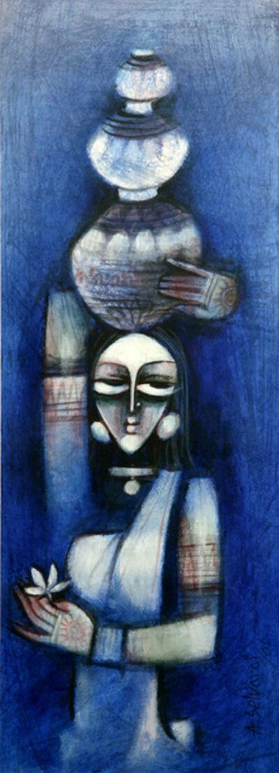 A. Selvaraj, 'Enchantress No. 8', 2006