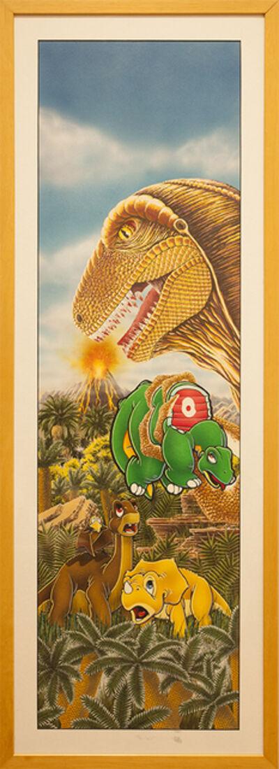 Sean Cliver, 'Dinosaurs', 1993