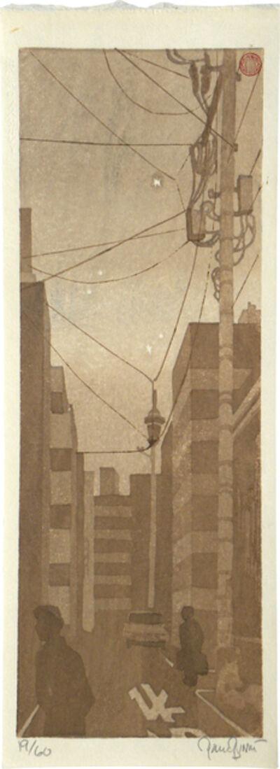 Paul Binnie, 'Tokyo Nostalgia', 2016