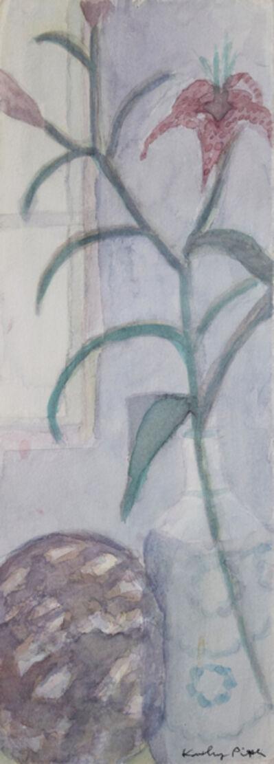 Kathy Pieper, 'Single Lily', 2017