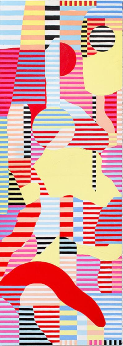 Mireia Ruiz, 'Abstract 138', 2017