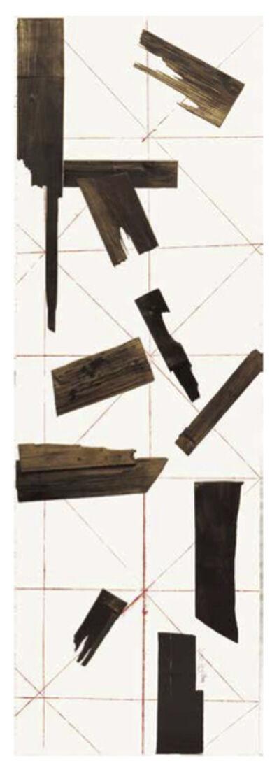 Wang Huaiqing, 'Untitled no.1 ', 2009