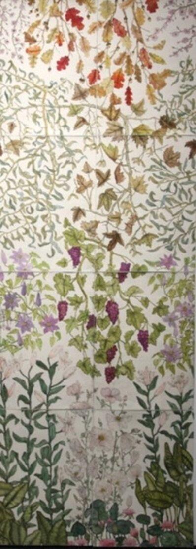 Emily Eliades, 'Untitled (8 panels, each panel 60 x 45cm)', 2018