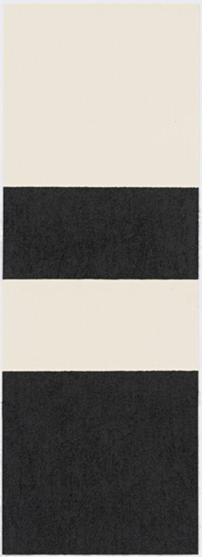 Richard Serra, 'Reversal II', 2015