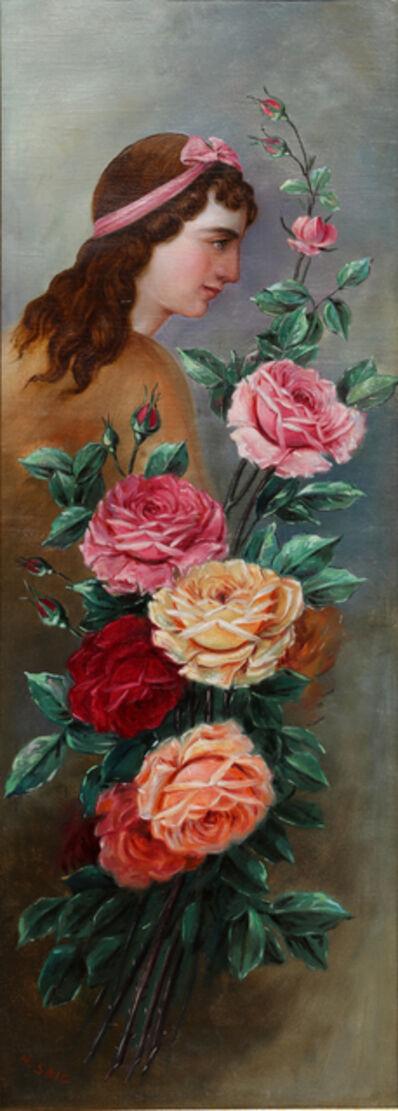 Nicola Saig, 'Untitled, (Seasons)', ca. 1920
