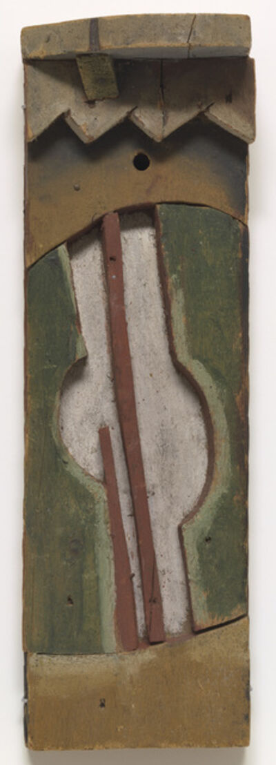 Joaquín Torres-García, 'Guitarra (Guitar)', 1924