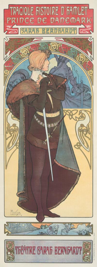 Alphonse Mucha, 'Hamlet.', 1899