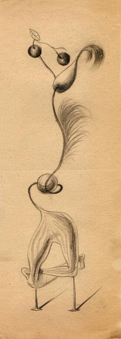 Hedda Sterne, 'Hedda Sterne, Theodore Brauner, Cadavre exquis 256', 1930-1932