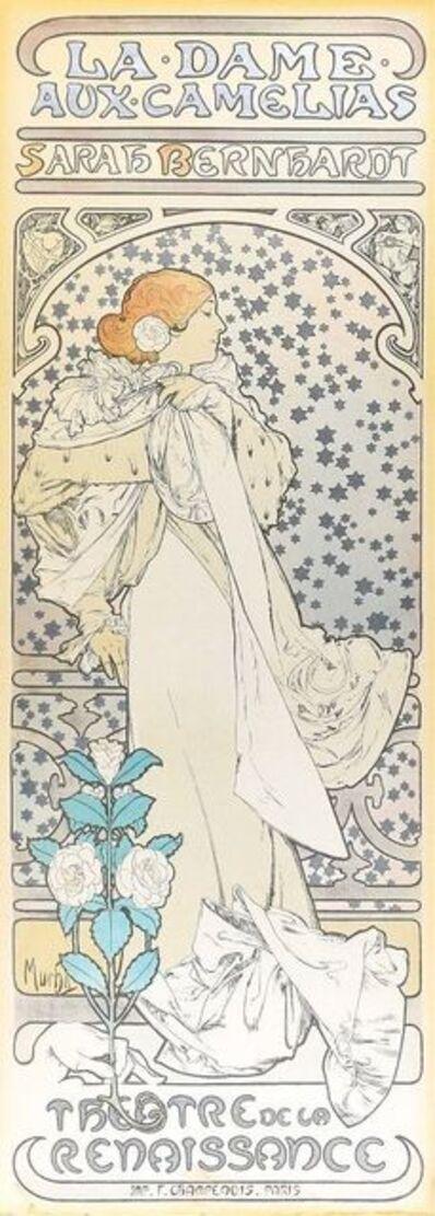 (after) Alphonse Mucha, 'La Dame aux Camélias', Late 20th Century