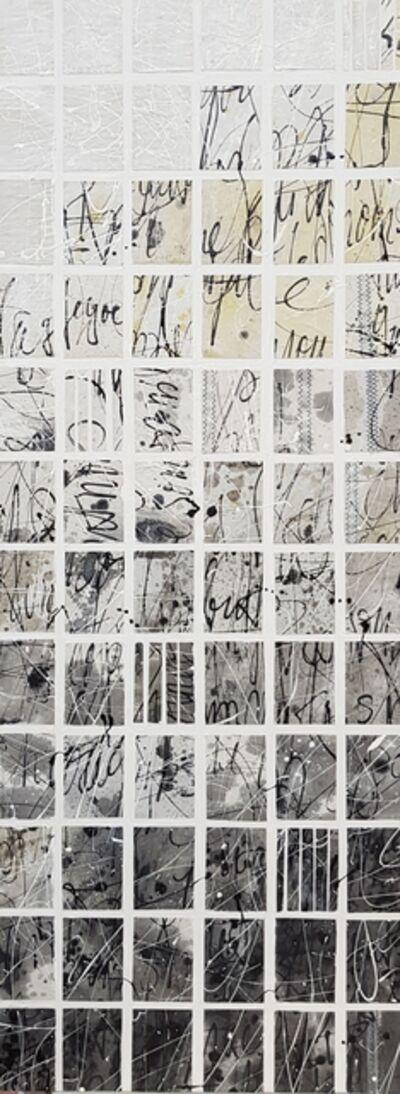 Gunda Jastorff, 'Vom Winde verweht 160/60', 2017