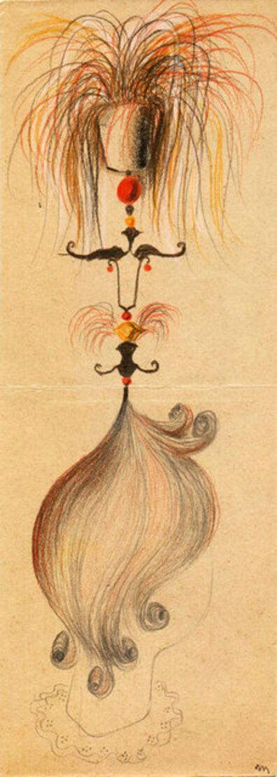 Hedda Sterne, 'Hedda Sterne, Medi Wechsler Dinu, Cadavre exquis 259,', 1930-1932