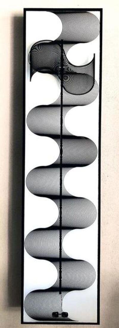 "Mariana Villafane, '""Vertical Mobile  ""Ab1""', 2019"