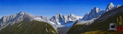 Lukas R. Vogel, 'Bergeller Panorama', 2014/2015