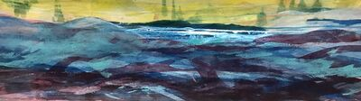 Deborah Freedman, 'From A Narrow Place #15', 2020