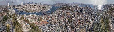 Murat Germen, 'Muta-morphosis, Istanbul Beyazıt Tower #01', 2015
