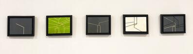 Aurelio Torres, 'House series (poliptych)', 2018